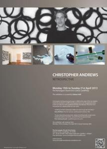 The Christopher Andrews Retrospective 2013