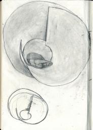 Study For Tourus (1992)