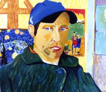 Ben's Homage to Van Goch