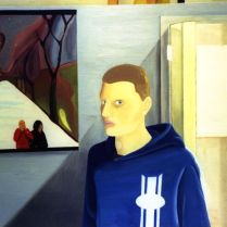 Ben's Selfportrait 1