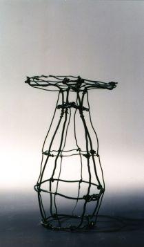 Wire Sculpture 3