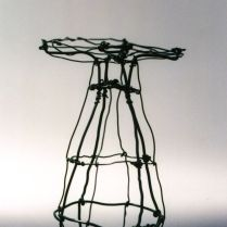 Wire Sculpture 3