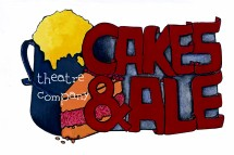 Cakes and Ale: Alternate Logo